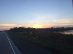Our last Minnesota sunset